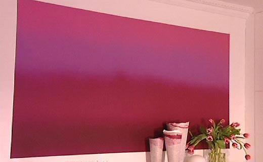 Camera da letto in stile anni 60 for Muri colorati camera da letto