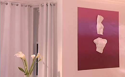 Camera da letto in stile anni 60 for Tende da camera da letto immagini