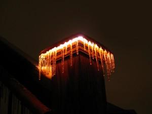 Illuminazione per esterno