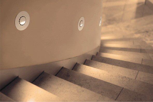Illuminazione intelligente - Illuminazione scale a led ...