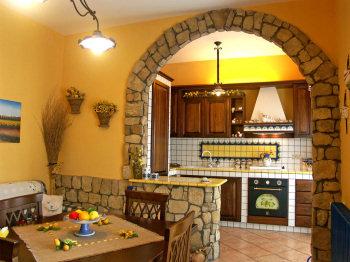 Arredare casa con lo stile rustico for Arredamenti case bellissime