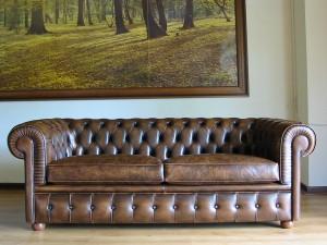 Il divano chester come pezzo di design sia classico che - Divano letto chester ...