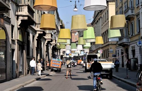 Al via il fuorisalone 2012 come promuoversi in tre mosse for Fuorisalone milano