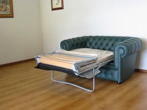 divano letto chesterfield