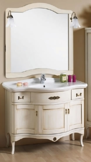 Come scegliere un mobile da bagno for Arredo bagno bianco