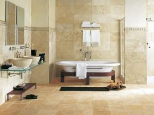 Materiali e tipologie di pavimenti per il bagno