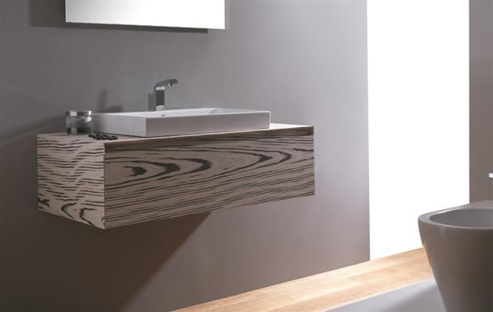Minimal mobili da bagno su misura for Mobile bagno minimal