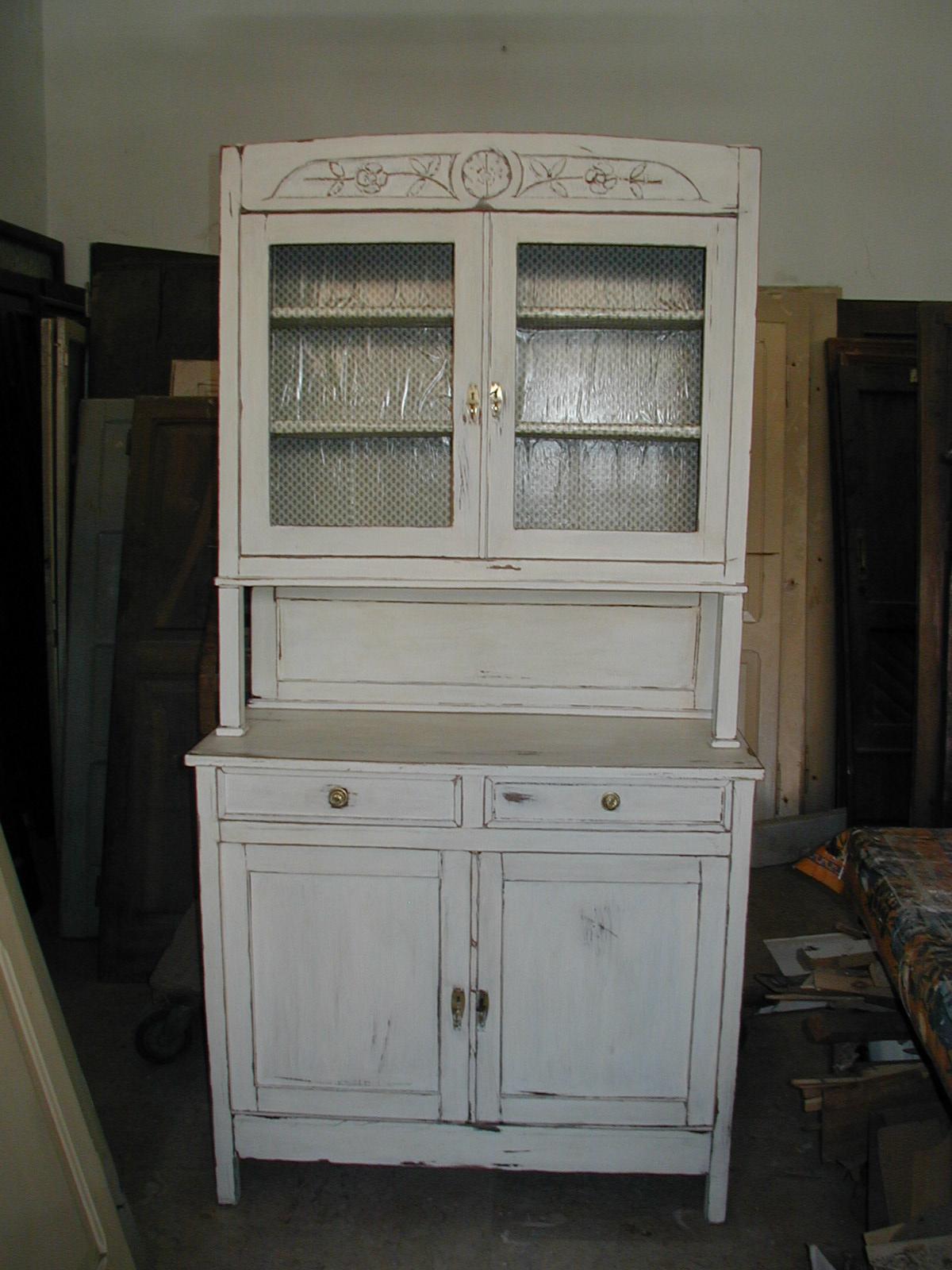 Il riuso di porte portoni e mobili vecchi ed antichi - Mobili shabby usati ...
