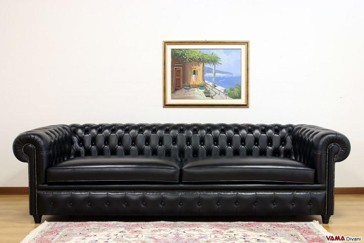 Divano chester arredare la casa con i divani chesterfield for Arredamento divani