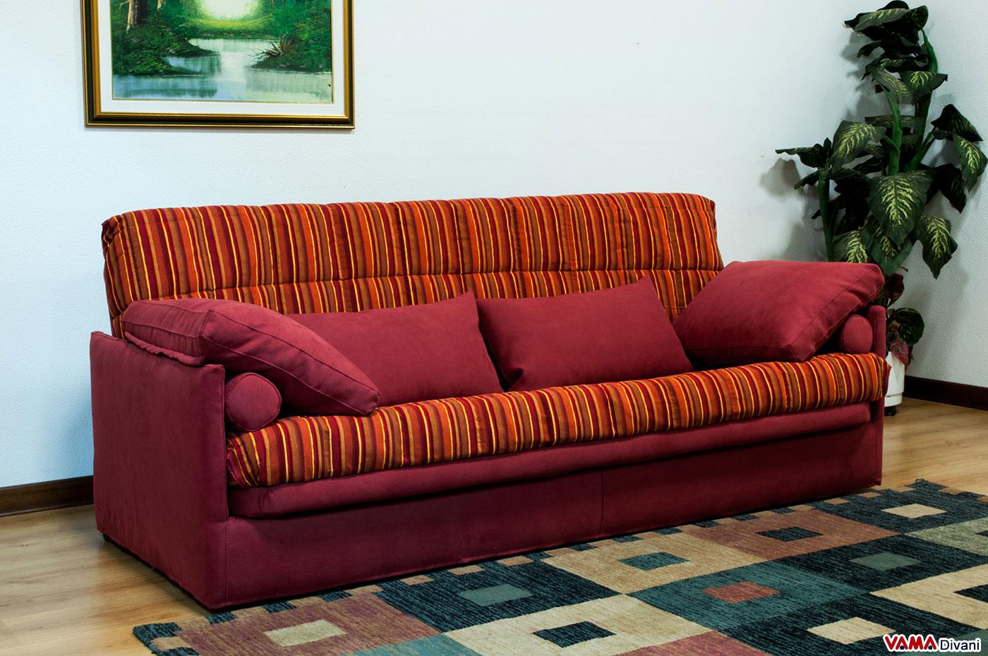 Il divano letto califfa cosa lo rende cos insolito for Cosa mettere dietro il divano