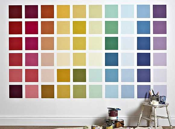 Camera da letto come scegliere il colore delle pareti - Camera da letto marrone ...