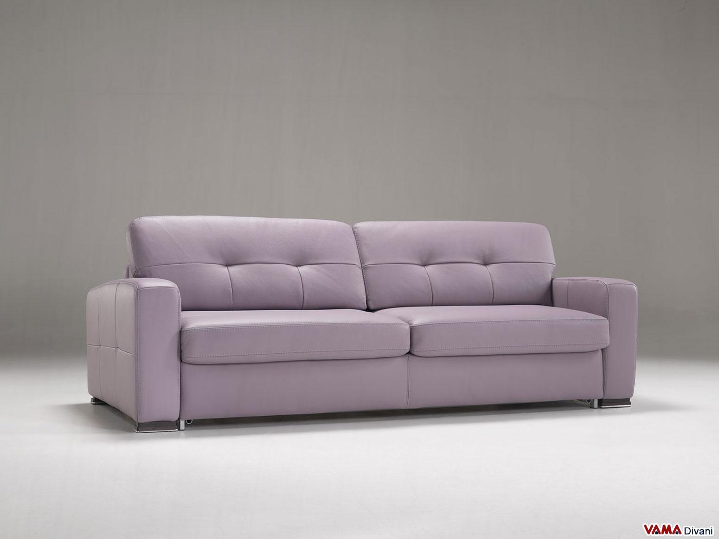 divano trasformabile in letto a castello 3 posti